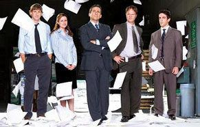 which office character are you