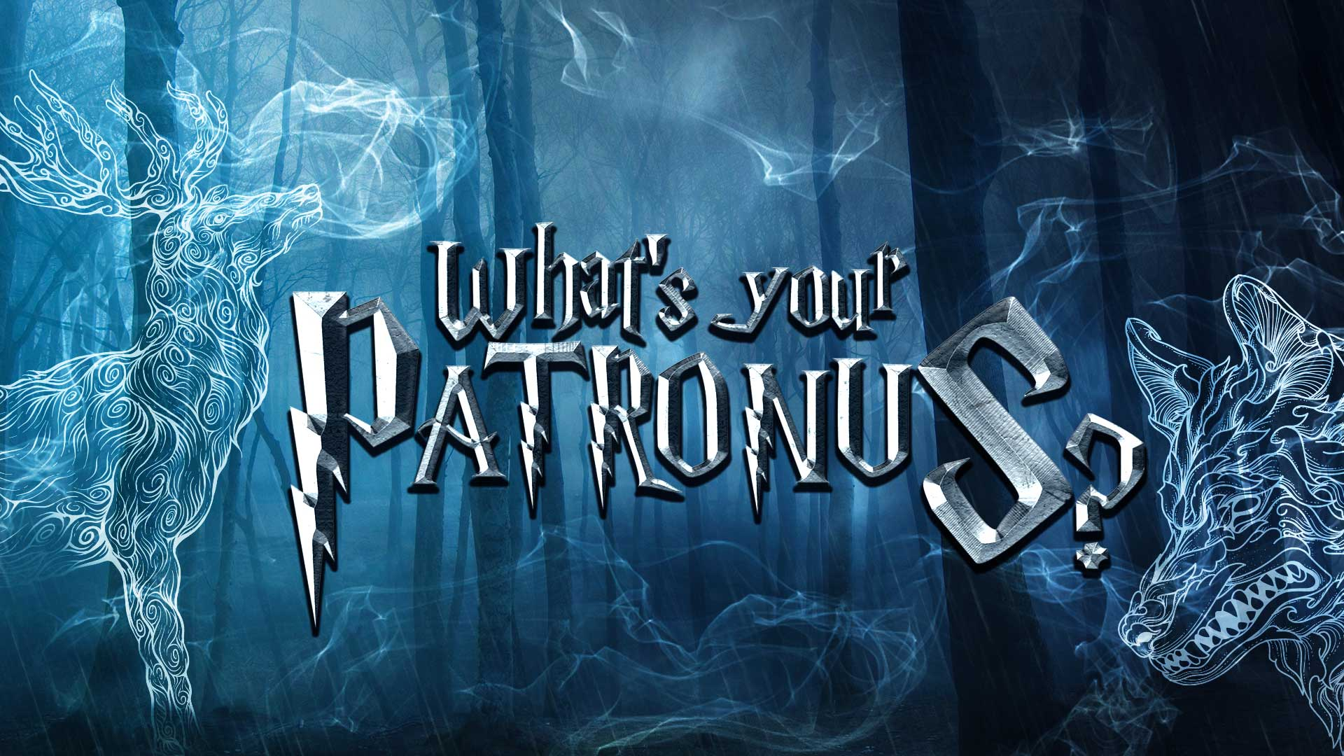 Expecto Patronum What Is Your Patronus Quiz Brainfall