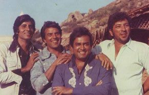 Which Sholay Character Are You?