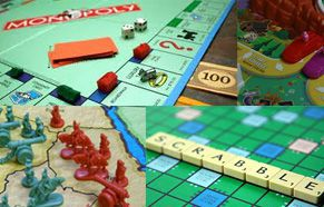 What classic board game describes you?