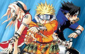 Which Naruto Ninja Are You?
