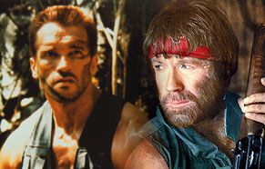 Which Action Hero Are You?