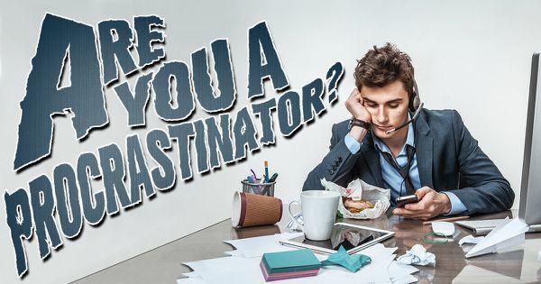 Procrastinator Quiz, Procrastination Quiz