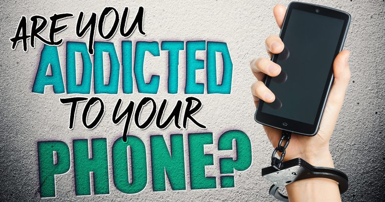 Do You Have a Smartphone Addiction?