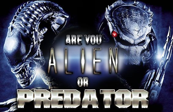 Are You Alien Or Predator?