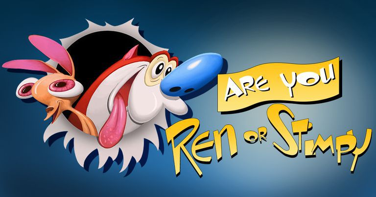 Are You Ren or Stimpy?