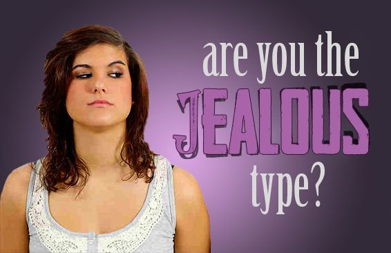 Are You The Jealous Type?