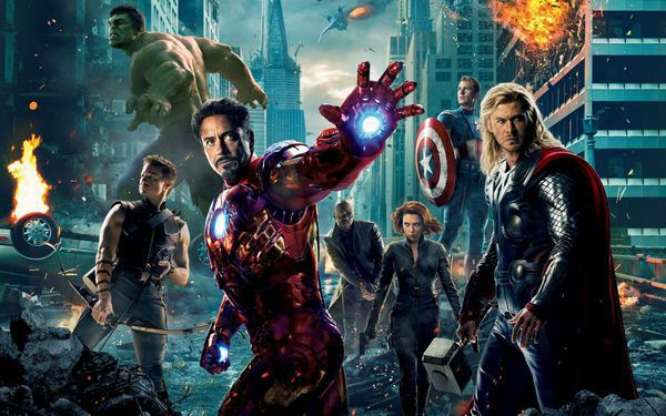 which avengers character are you