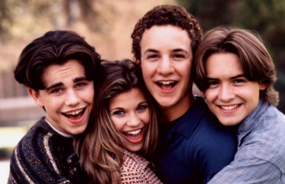 Which Boy Meets World Character Are You?