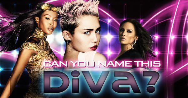 Can You Name This Diva?
