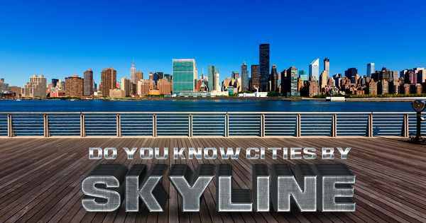 Do You Know Cities By Skyline?