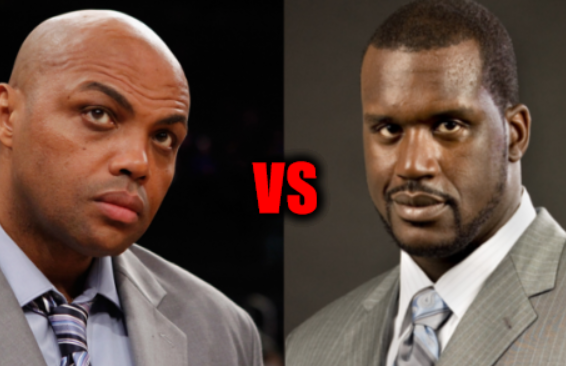 Who Said It: Shaquille O'Neal or Charles Barkley?
