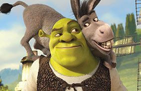 Which Shrek Character Are You?