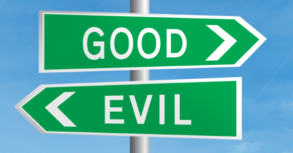 how good evil are you