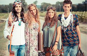 How Hippy Are You?