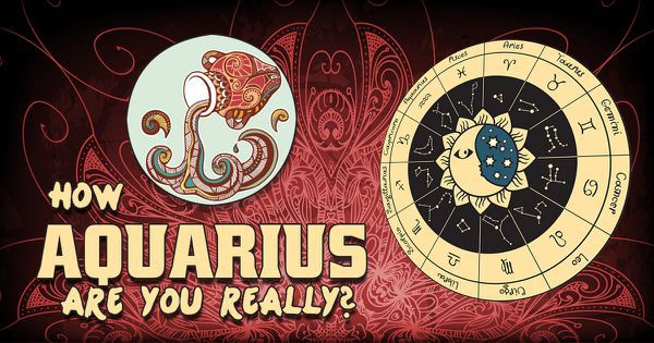 How Aquarius Are You Really?