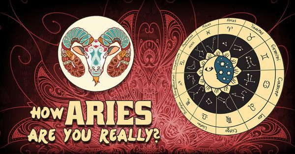 How Aries Are You Really?