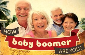 How Baby Boomer Are You?
