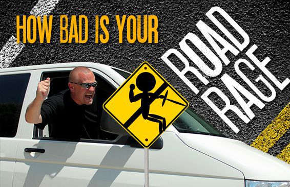 How Bad Is Your Road Rage?