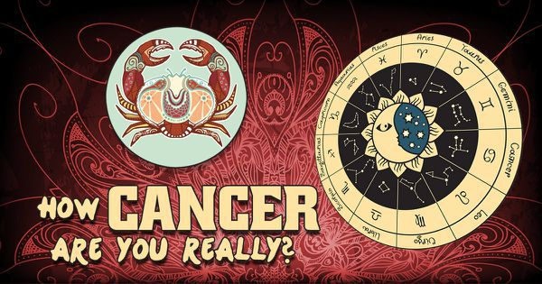 How Cancer Are You Really?