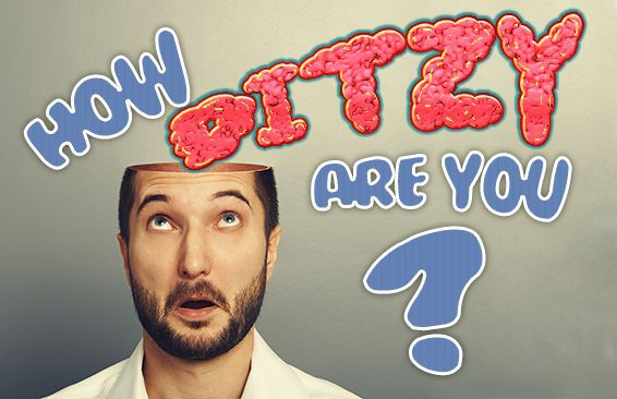 How Ditzy Are You?