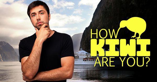 How Kiwi Are You?