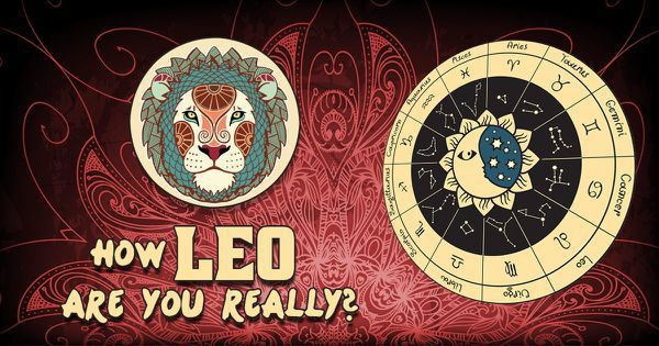 How Leo Are You Really?