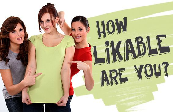 How Likable Are You?