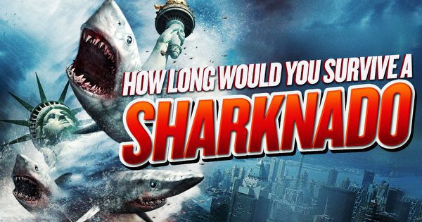 How Long Would You Survive a Sharknado?