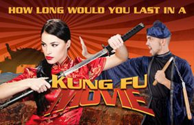 How Long Would You Last In A Kung Fu Movie?