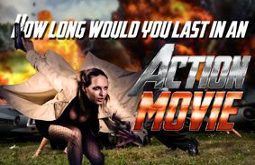 How Long Would You Last In An Action Movie?