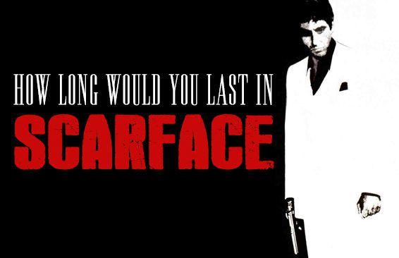 How Long Would You Last In Scarface?