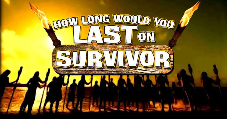 Survivor Quiz: How Long Would You Last on the Show?