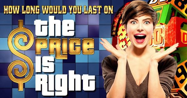 "How Long Would You Last On ""The Price Is Right""?"