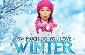 How Much Do You Love Winter?