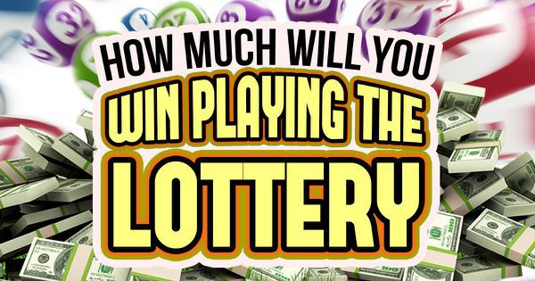 How Much Will You Win Playing The Lottery?