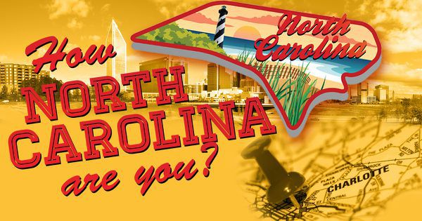 How North Carolina Are You?