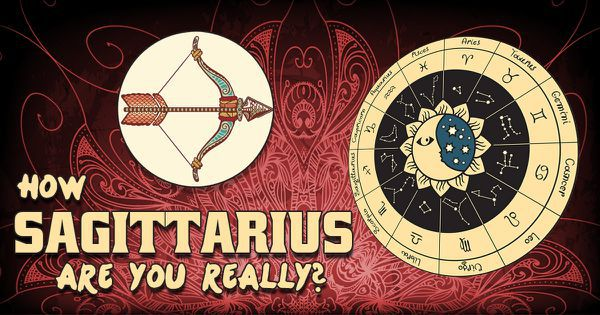 How Sagittarius Are You Really?