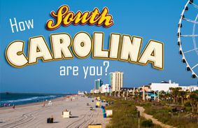 How South Carolina Are You?