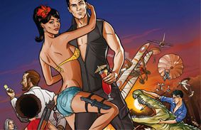 How Sterling Archer Are You?