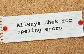 How Well Can You Spel?
