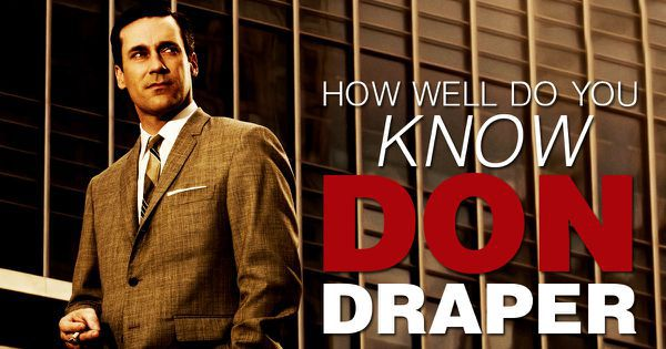 How Well Do You Know Don Draper?