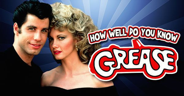 "How Well Do You Know ""Grease""?"