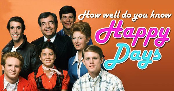 """How Well Do You Know """"Happy Days"""" Trivia?"""