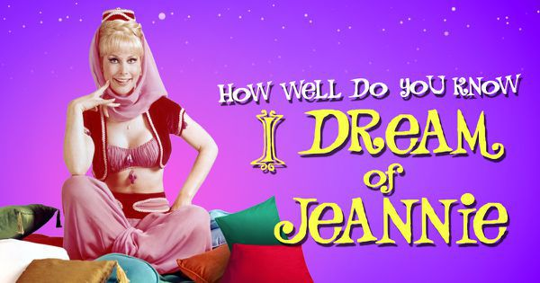 "How Well Do You Know ""I Dream of Jeannie""?"