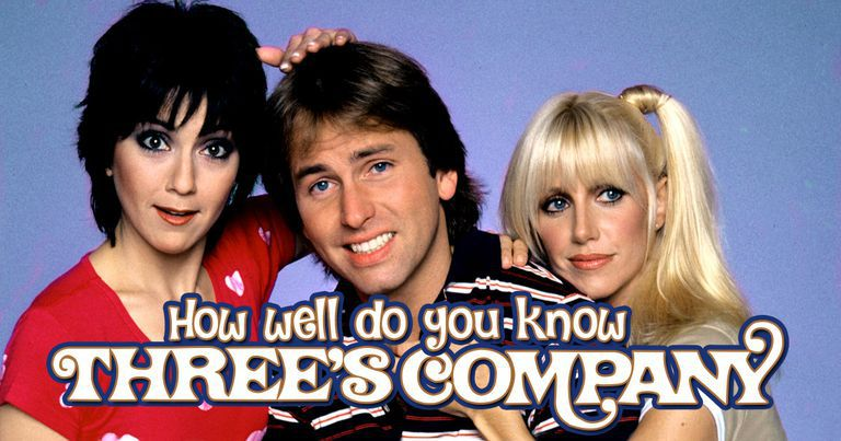 """How Well Do You Know """"Three's Company""""?"""