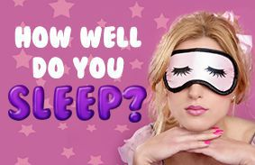 How Well Do You Sleep?