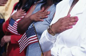 How Would You Score On The U.S. Citizenship Test?