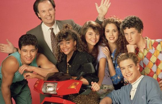 Which Saved By The Bell Character Are You?