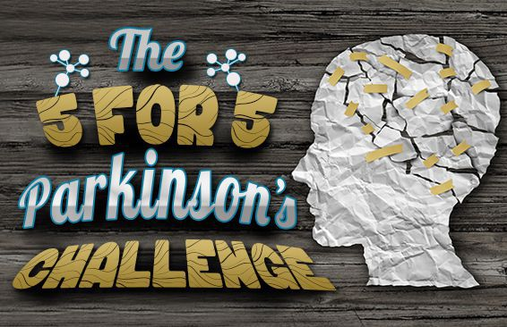 The 5 for 5 Parkinson's Challenge